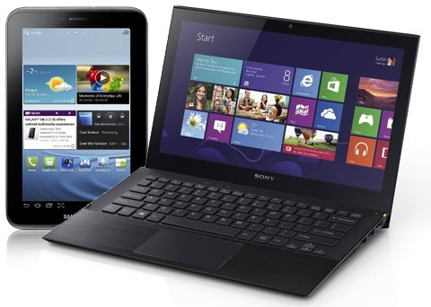 Tablet or Laptop