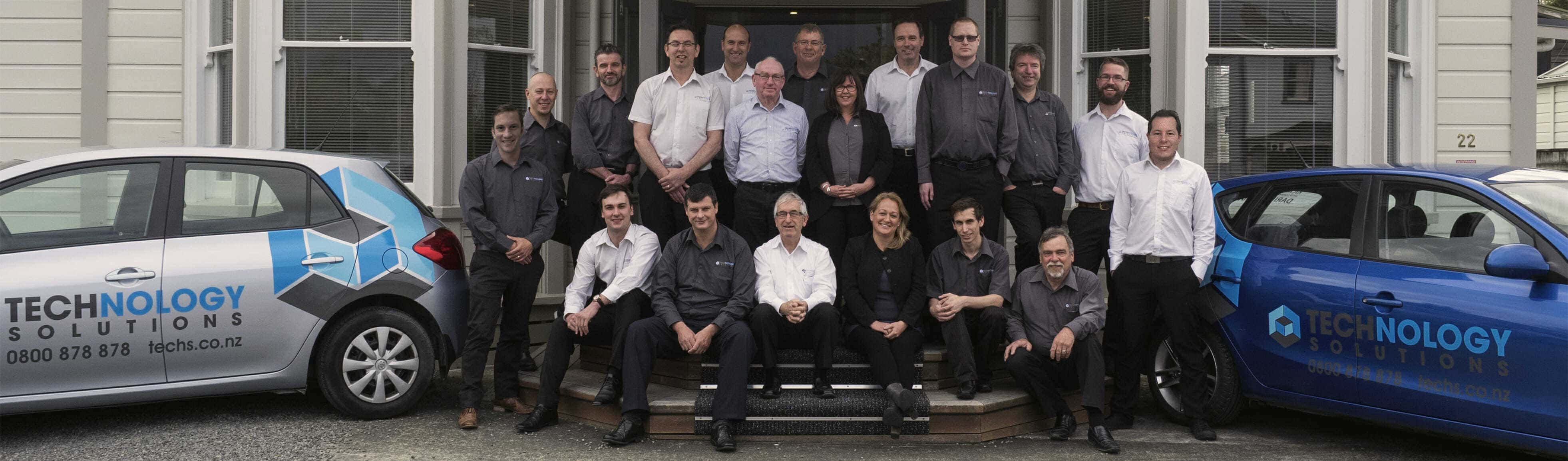 Technology Solutions Team